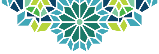 blue-and-green-geometric-design